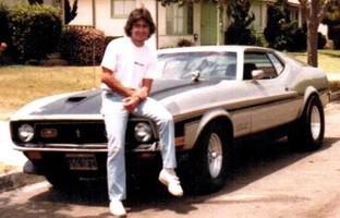 71' Boss 351 Mustang