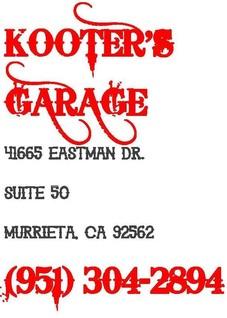 Kooters Garage