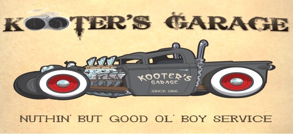 Kooter's Garage